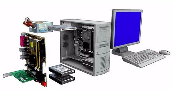 تعرف على القائمة الكاملة للمكونات الداخلية لجهاز الكمبيوتر الخاص بك اليوم السابع